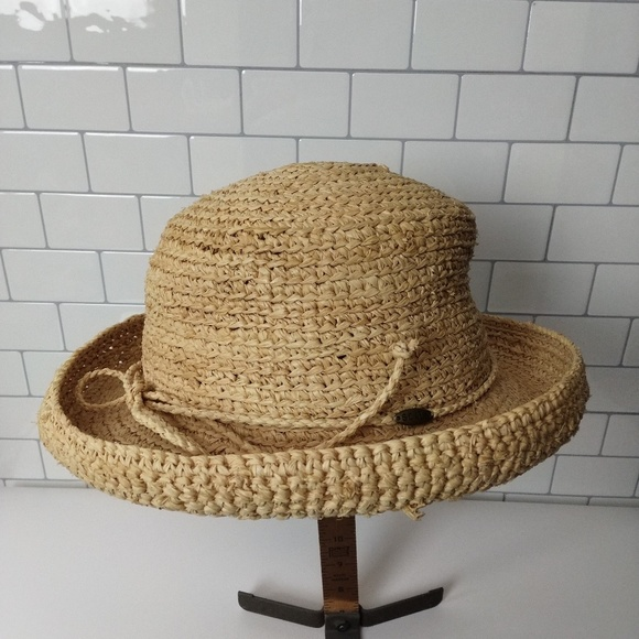 fc3ada246 Scala woven cap hat one size